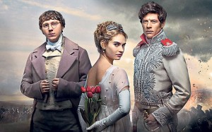 War and Peace BBC