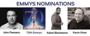Emmy Nominees 2018