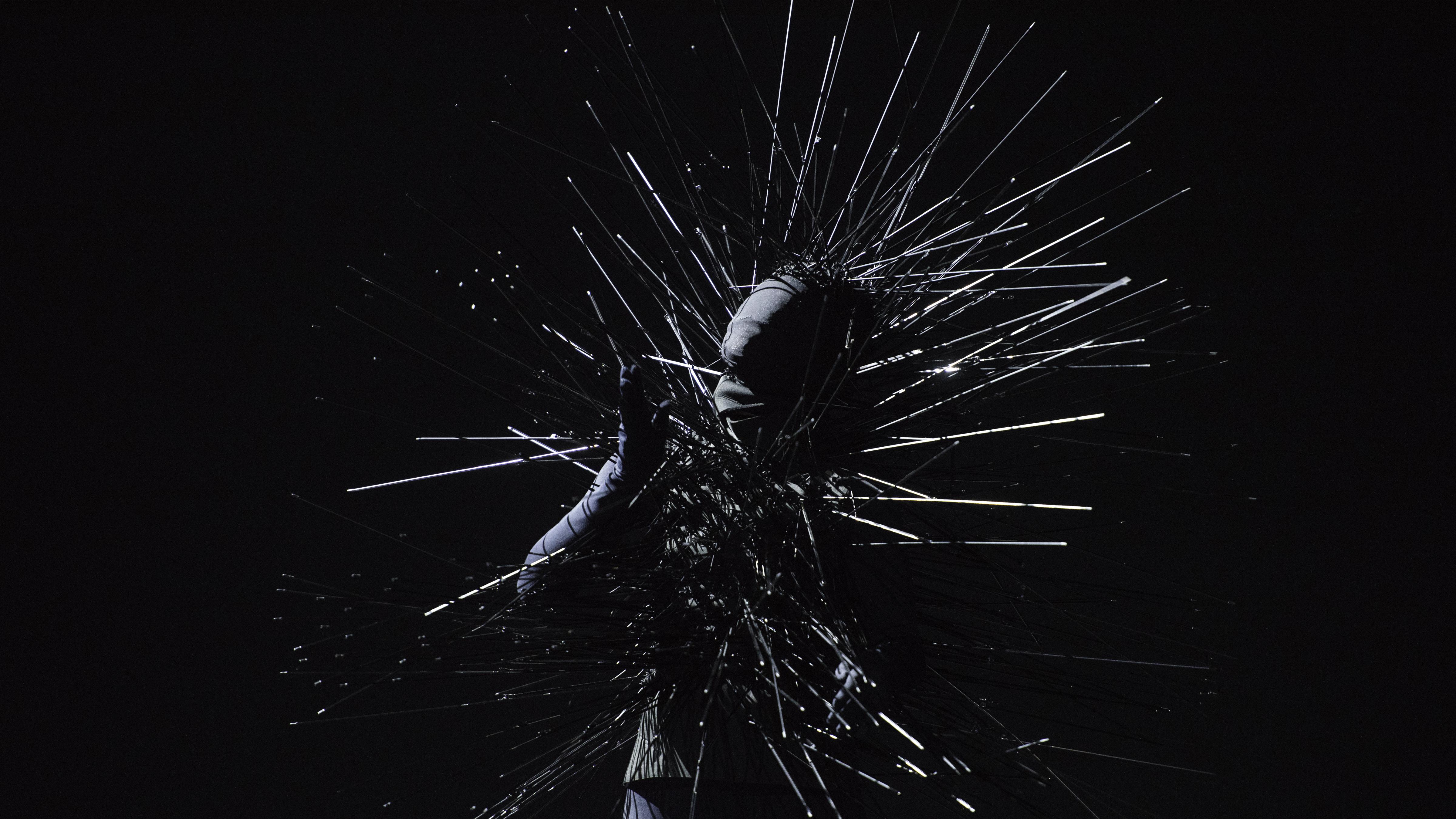 """07.06.2017. Radialsystem V. Berlin  Proben zu dem Stück """"Creation"""" von Sasha Waltz und Guests im Radialstem V in Berlin."""